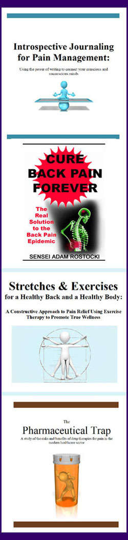 best sciatica self-help books